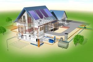 Без чего не обходится бюджетное отопление дома?