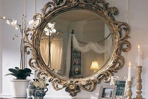 Заказать состаренное зеркало или сделать его самостоятельно?