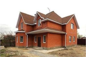 Кирпичный дом на долгие годы