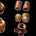 Разновидности фитингов для медных труб
