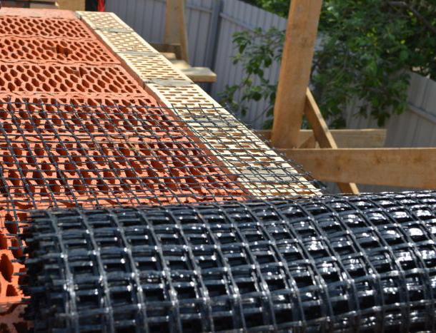 Область применения базальтовой сетки