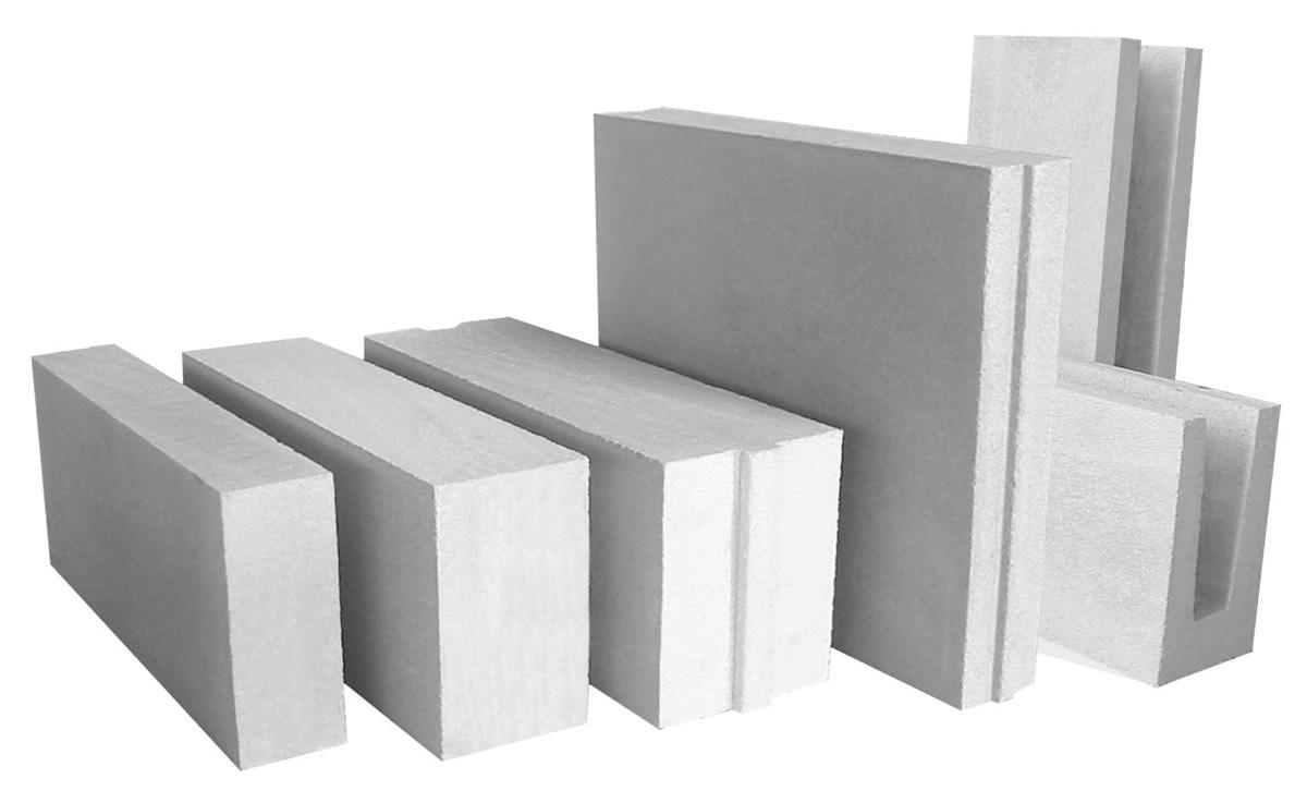 Особенности и область применения газобетонных блоков