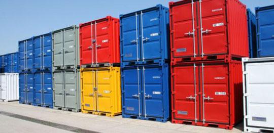 Основные преимущества аренды контейнеров