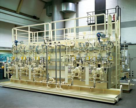 Системы дозирования химических реагентов для полноценной работы предприятий