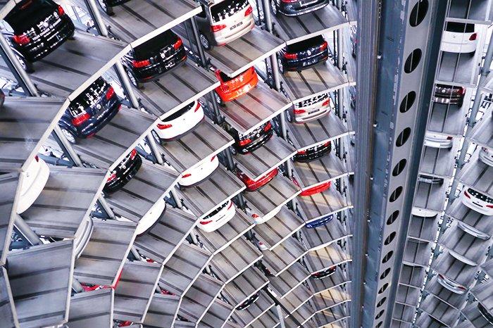 Автоматические парковки: решения и цена