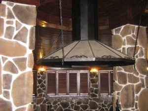 Плиточно-вытяжные зонты