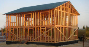 Поговорим о плюсах каркасного строительства домов