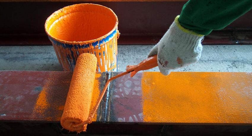 Термостойкая краска современные вид покрытия