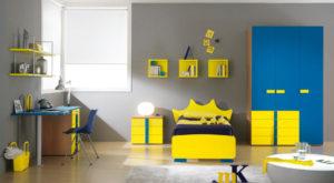 На что обратить внимание при выборе детской мебели