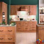 Дизайн-интерьера кухни в загородном доме