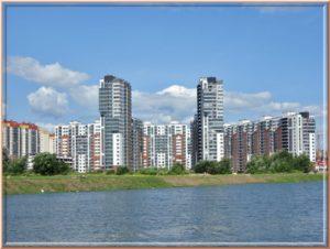 Квартира в Приморском районе