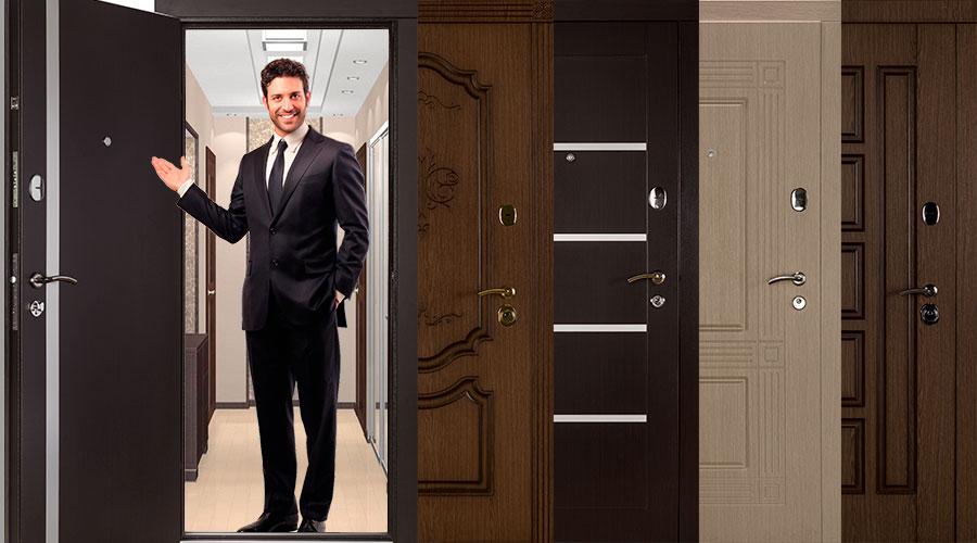 Как правильно выбрать входную дверь в квартиру и не только