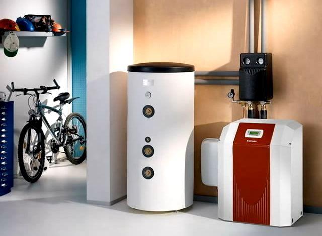 Газовый напольный одноконтурный котел для полноценного отопления