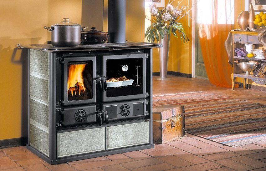 Печь на дровах длительного горения: как пользоваться