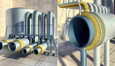 Виды и цели современной изоляции трубопроводной системы