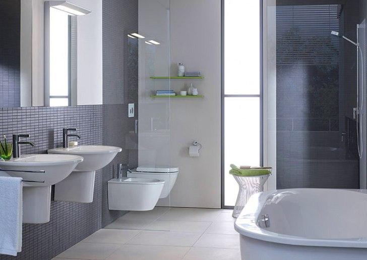Сантехника для практичной и красивой ванной