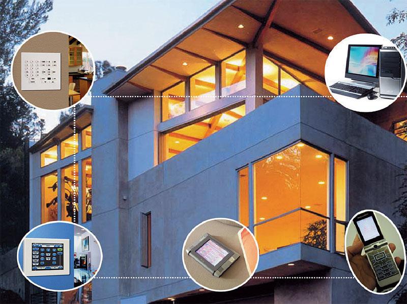 Система «умный дом» для безопасной жизни