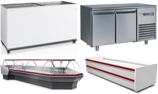 Виды технологического холодильного оборудования