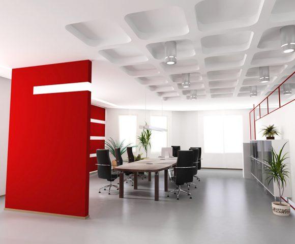 Основы капитального ремонта офиса