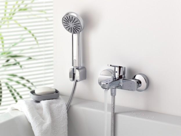 Смесители для ванной: виды, преимущества, описание