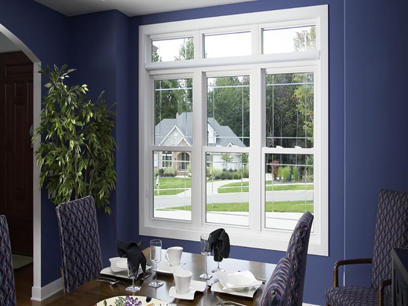Пластиковые окна – хороший способ сделать дом красивым и теплым