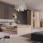 Спальный гарнитур в стиле минимализм