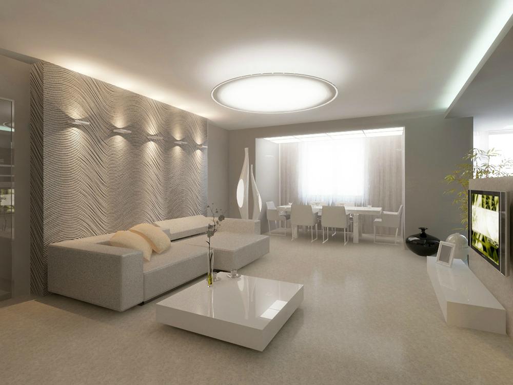 Популярные и актуальные виды отделки современных квартир