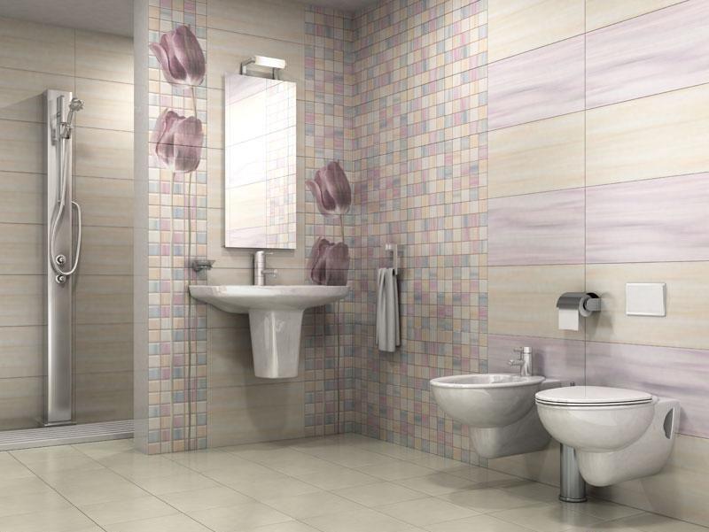 Особенности и нюансы выбора керамической плитки для ванной