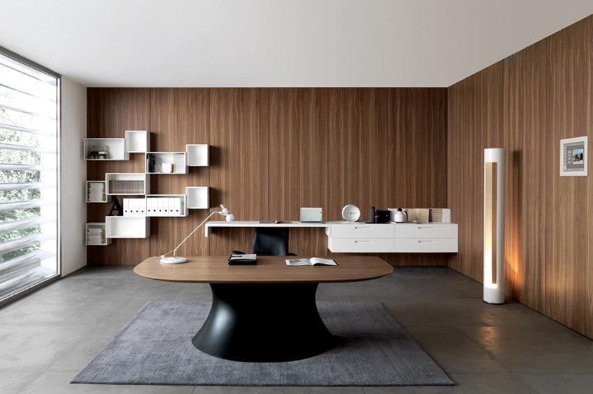 Какая мебель должна быть в кабинете успешного руководителя?