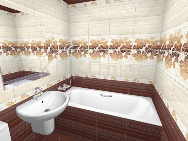 Как выбрать плитку для ванной, и на что обратить внимание?