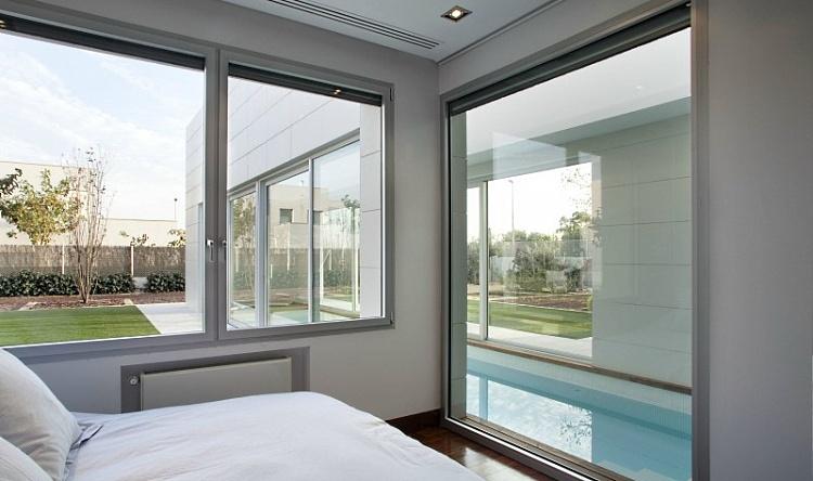 Алюминиевые окна – отличное решение для вашего дома и офиса