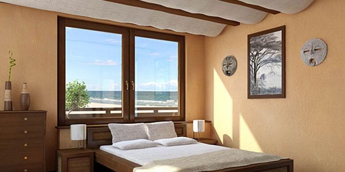 Деревянные окна: преимущества, особенности, характеристики