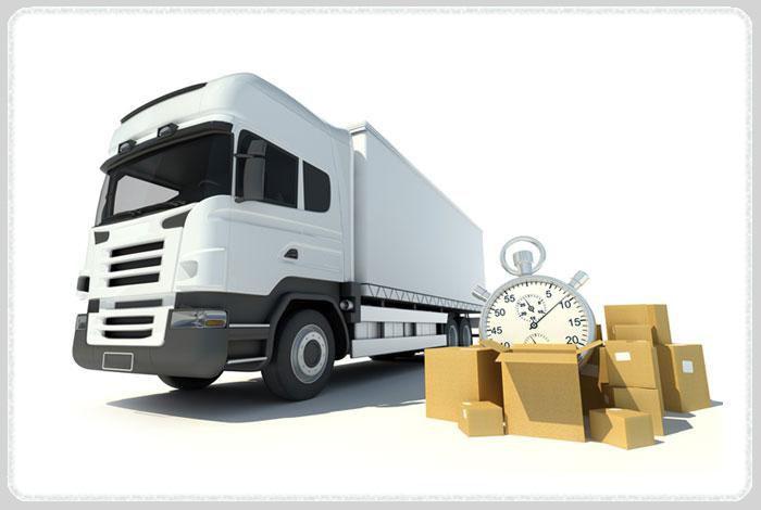 Перевозка транспортом по территории России