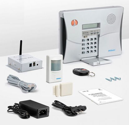 GSM сигнализация – надежная защита вашего гаража