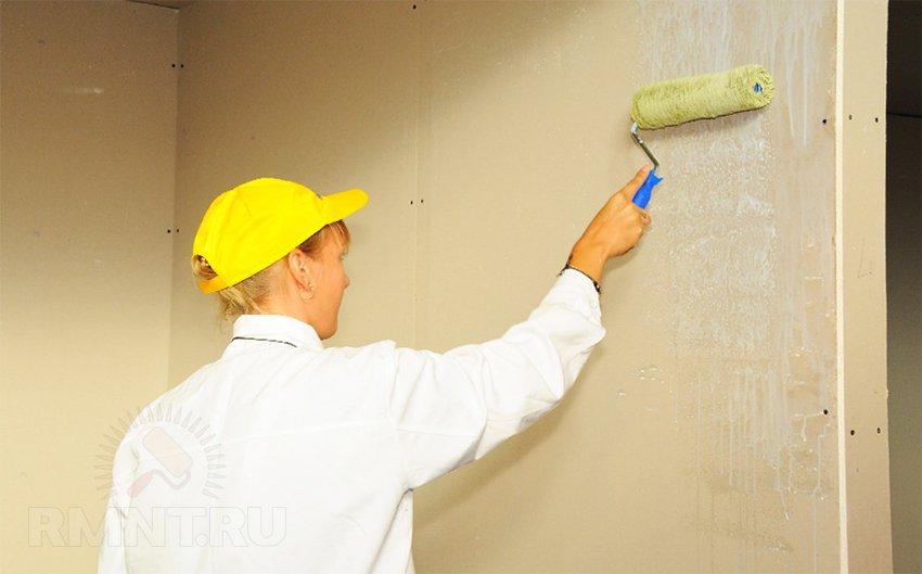 Главные преимущества краски для стен перед обоями