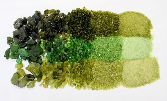 Переработка стекла: особенности и преимущества