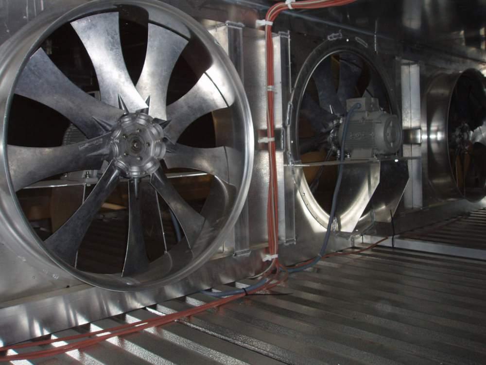 Промышленные вентиляторы: какими они бывают и чем отличаются?