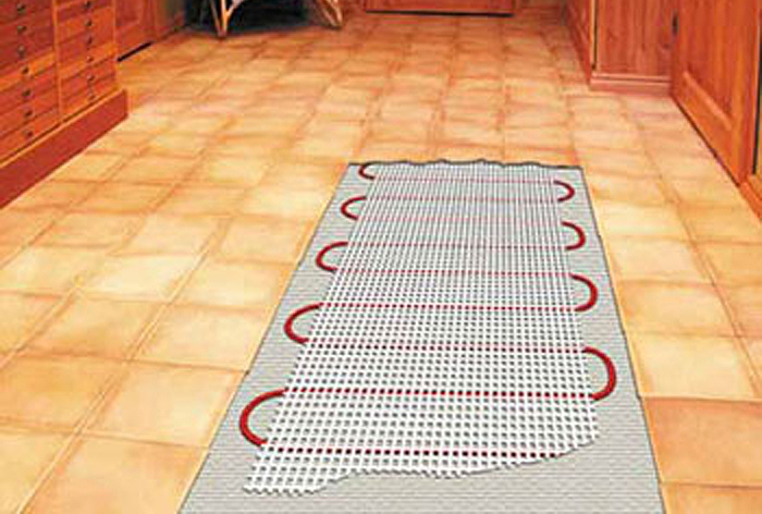 Почему в вашей квартире нужно установить теплый электрический пол?