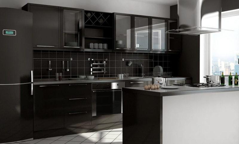 Ваша кухня должна быть максимально удобной и эргономичной