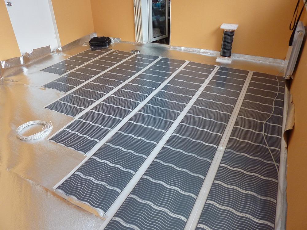 Четыре разновидности электрического отопления дома