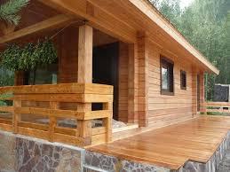 О преимуществах деревянного жилья