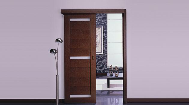 Основные достоинства раздвижных межкомнатных дверей