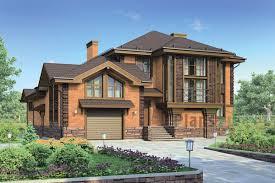 Особенности двухэтажных деревянных домов