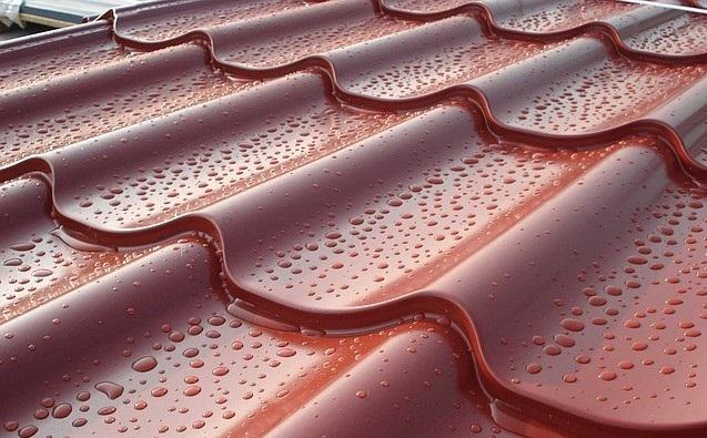 Металлочерепица – идеальный кровельный материал для любого дома