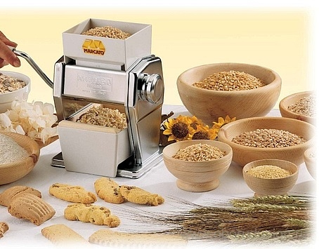 Как выбрать бытовую мельницу для помола зерна?