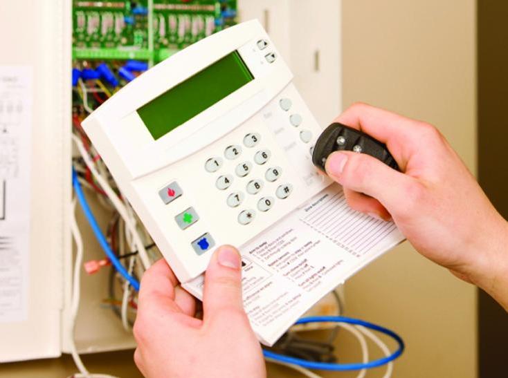 Охранная сигнализация – надежная защита вашего дома
