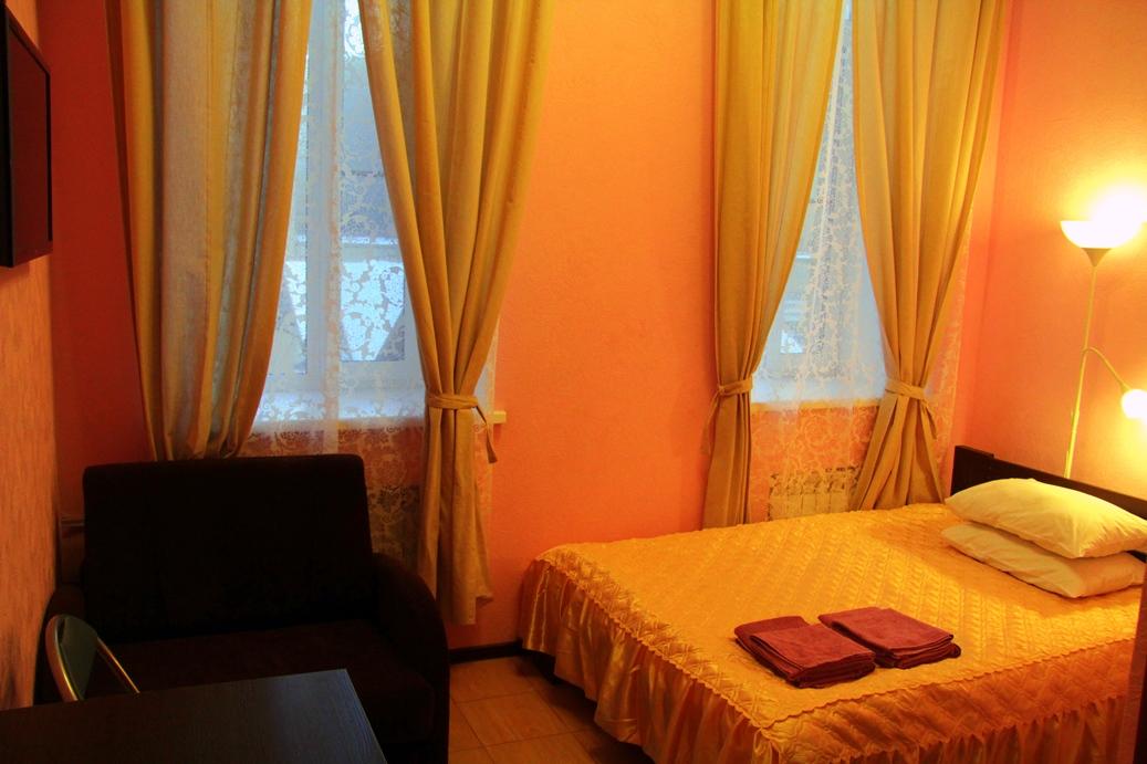 Недорогая гостиница для учебной командировки в С-Петербург