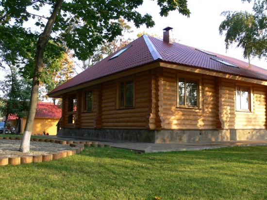 Деревянные дома остаются востребованы в нашу современность