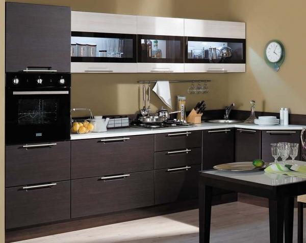 Модульная кухня: оптимальное решение для хозяйки