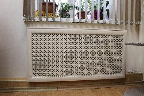 Эстетика в деталях: декоративные экраны для батарей отопления